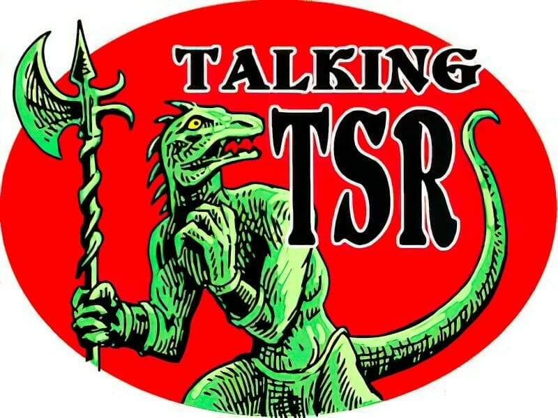 Talking TSR