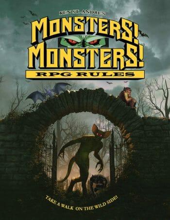 Monsters! Monsters!