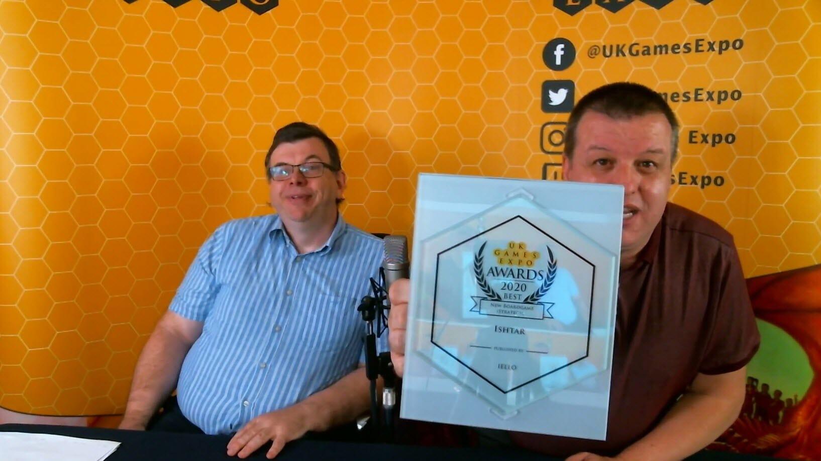 UK Games Expo Awards 2020
