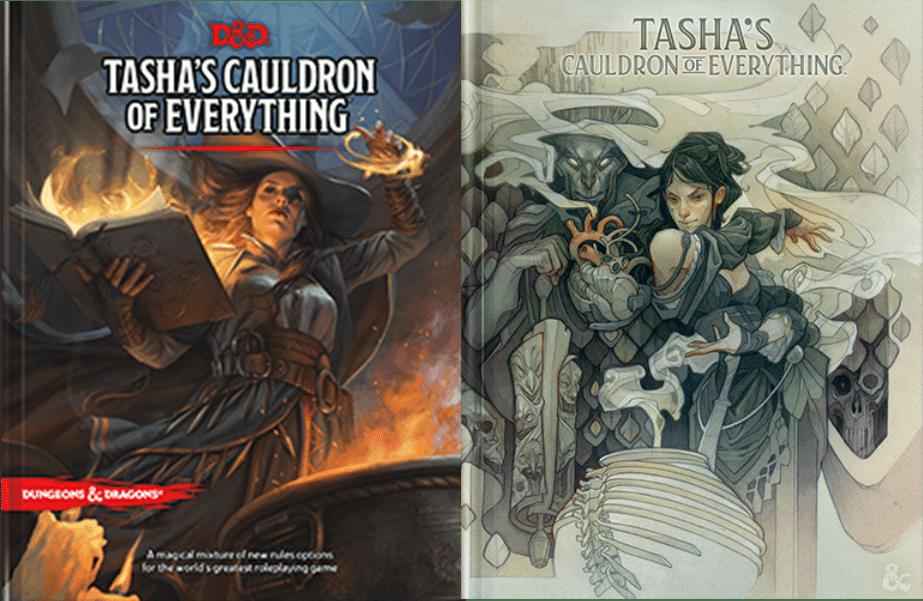 Tasha's Cauldron