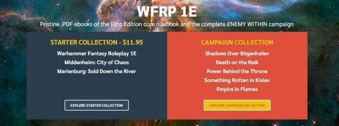 WFRP 1e