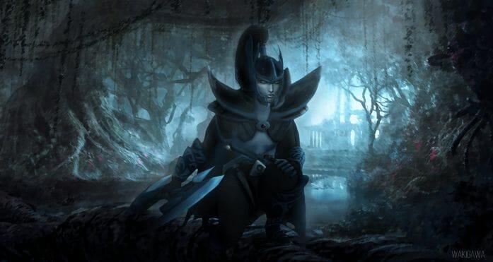 Phantom Assassin by Wakigawa