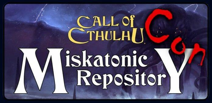 Miskatonic Repository Con