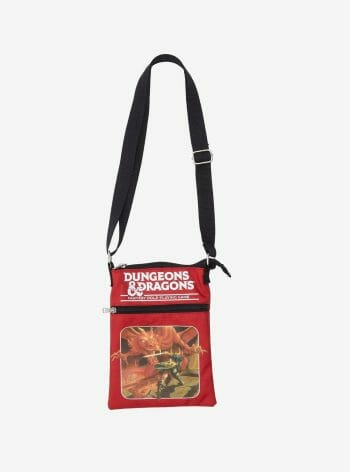 Dungeons & Dragons crossbody bag