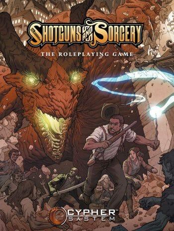 Shotguns and Sorcery RPG