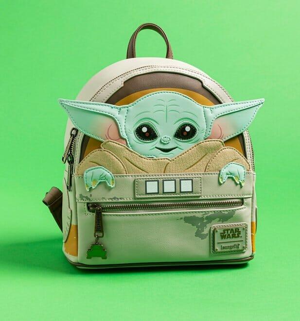 Baby Yoda carry bag