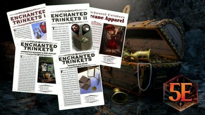 D&D Trinkets