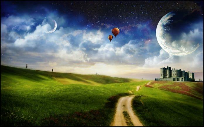 Dream Like a Kid by TranceParadox