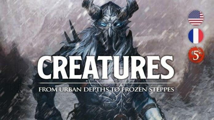 Creatures: Complete Monster Compendium