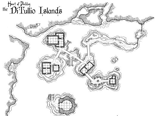 DiTullio Islands