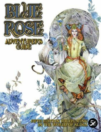 Blue Rose Adventurer's Guide