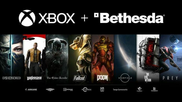 Microsoft and Bethesda