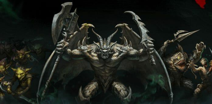 HeroQuest monsters