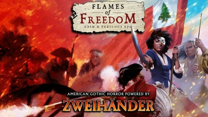 Colonial Gothic RPG - Flames of Freedom