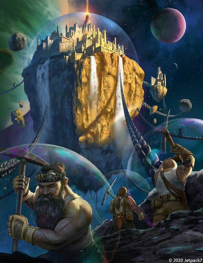 Blackstorm Realms characters