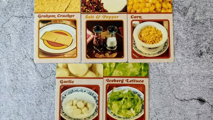 Garlic and Corn cracker