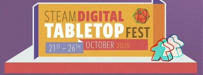 Steam Digital Tabletop Fest