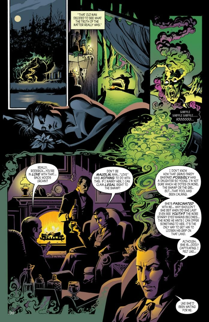 John Carpenter's Tales for a HalloweeNight: Volume 6 internal page