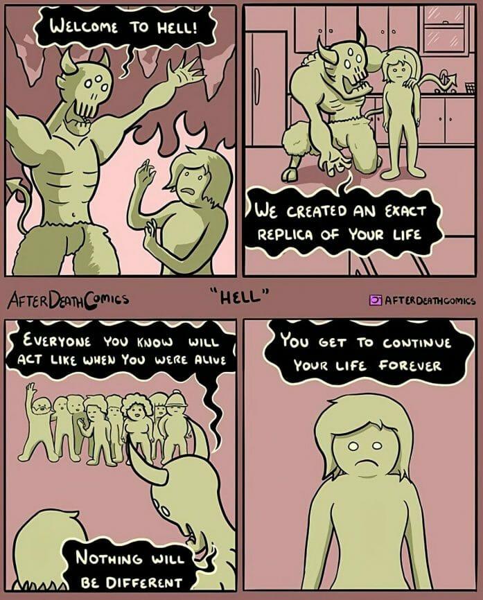 After Death Comics