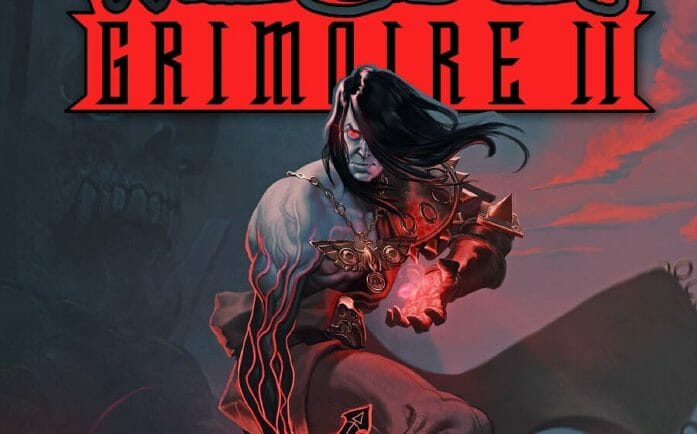 Kobold Press' Warlock Grimoire 2