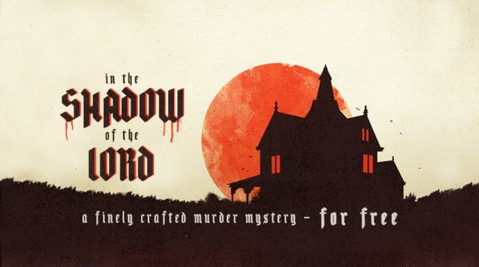 Vampire murder mystery: In the Shadow of the Lord