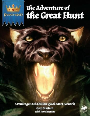 The Adventure of the Great Hunt