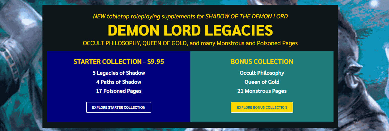Demon Lord legacies