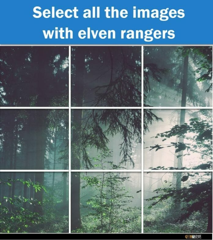 Select all the images with elven rangers