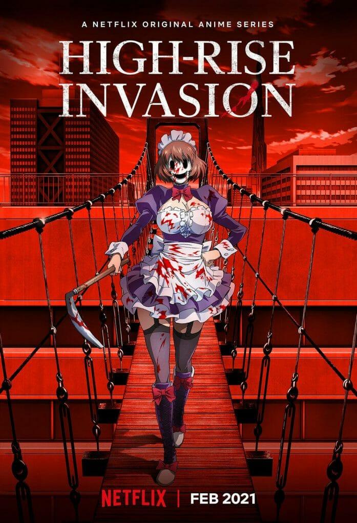 High-Rise Invasion: Masks