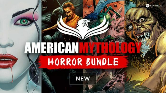 American Mythology Horror bundle