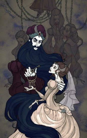 Bluebeard by IrenHorrors