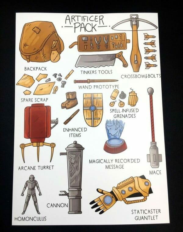 Artificer's Pack