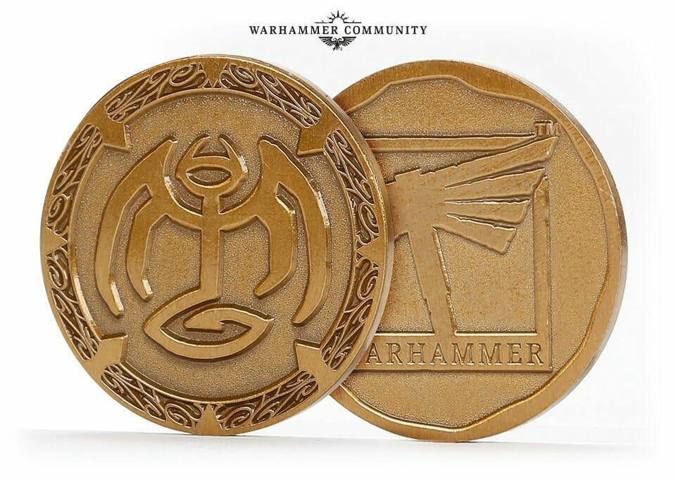Warhammer coins