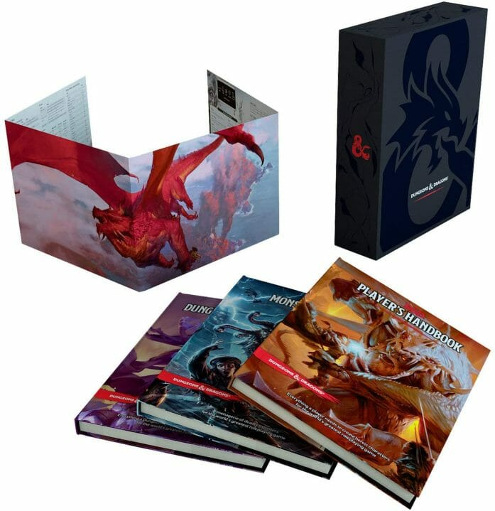D&D Gift Set reduced by 25%