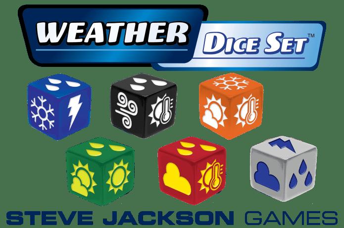 Weather Dice