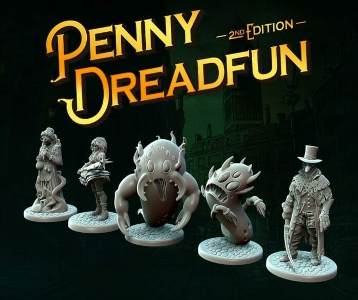 Penny Dreadfun