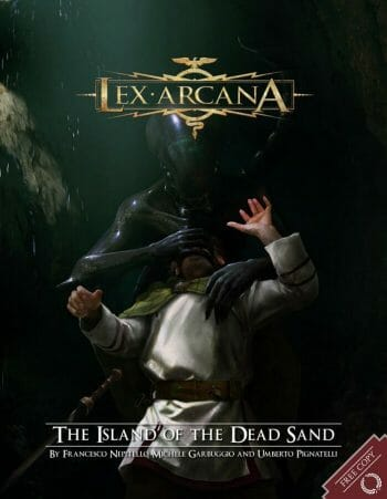 The Island of the Dead Sand