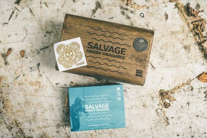 Salvage Hidden Treasures chest