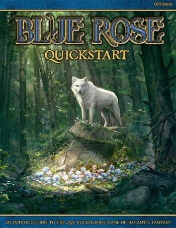 Blue Rose Quickstart