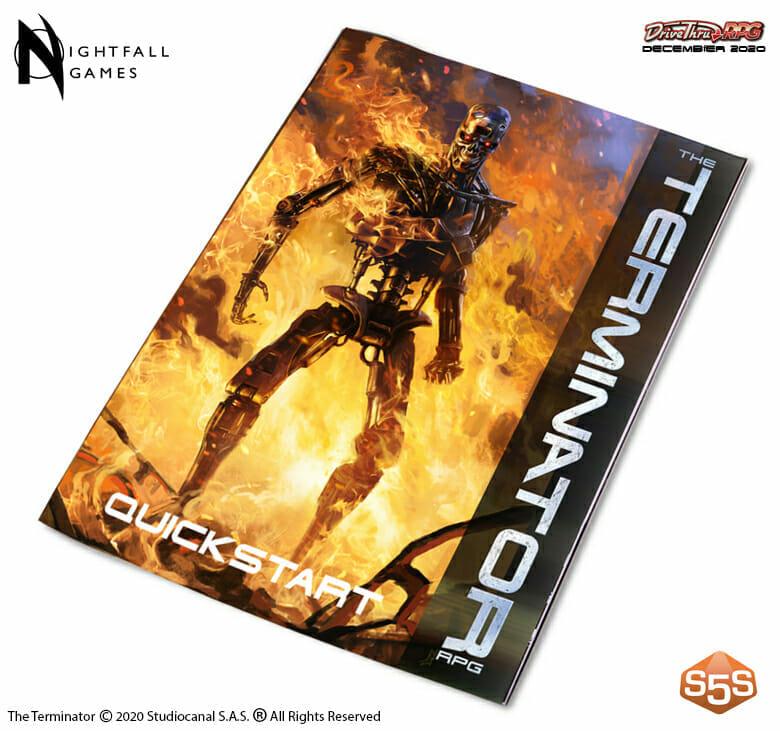 The Terminator RPG