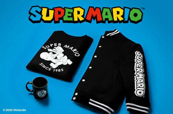 Super Mario 1985 range