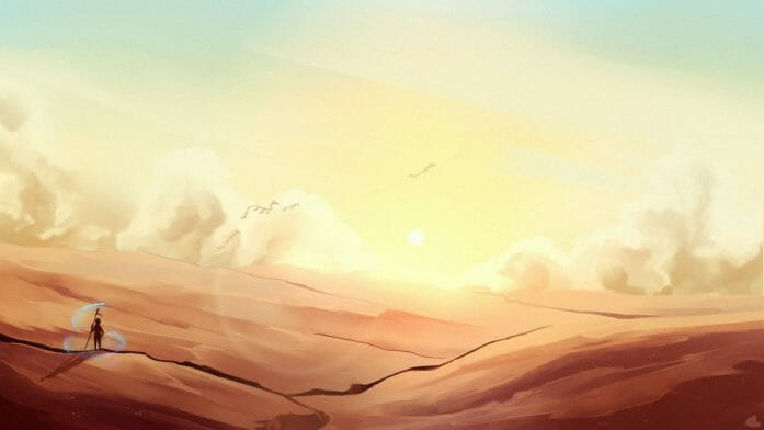 The Shattered Plains by Fayeskies