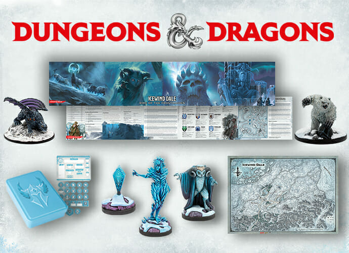 Gale Force Nine and D&D