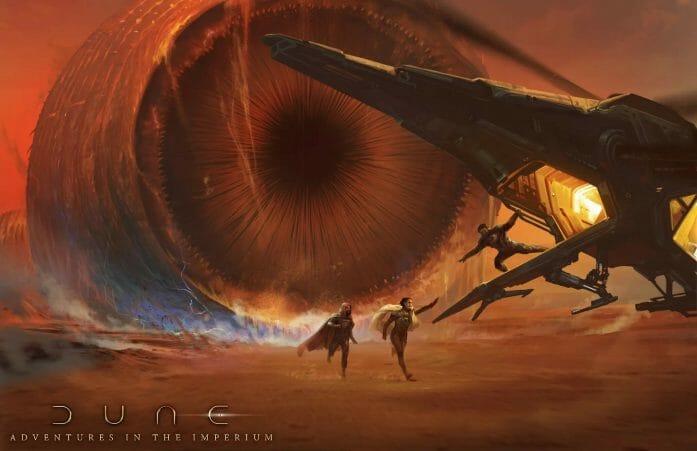 Dune: Adventures in the Imperium