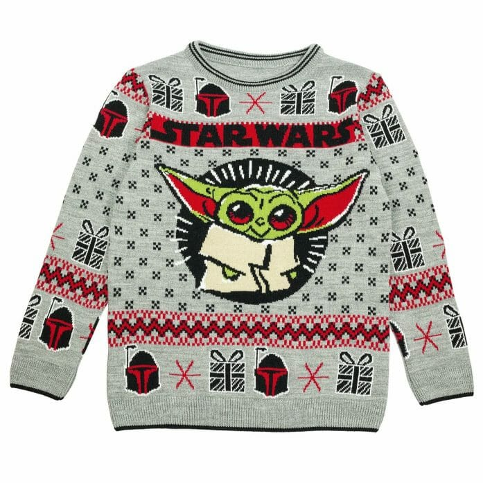 Christmas Jumper: The Child