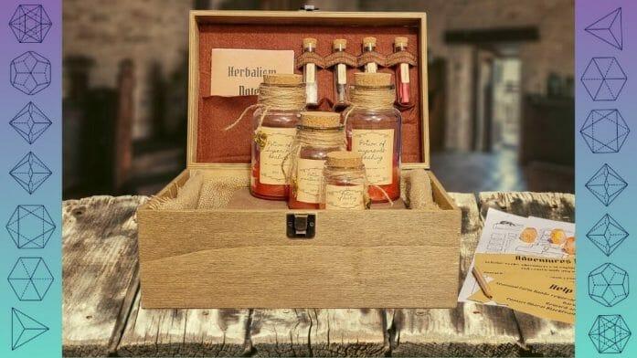 D&D 5e herbalism kit
