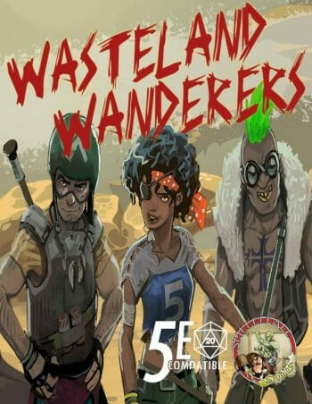 Wasteland Wanderers