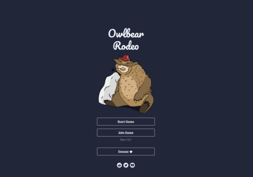Owlbear Rodeo