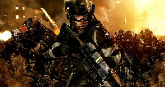 War is the Same by LordHayabusa357