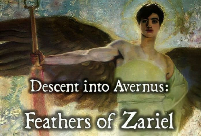 Descent into Avernus called Feathers of Zariel